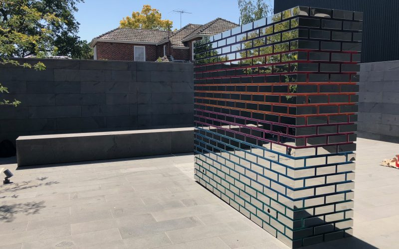 shinny wall