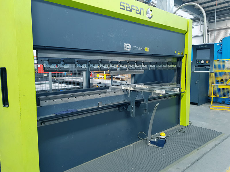 Sheet metal bending - Westberg Sheetmetal