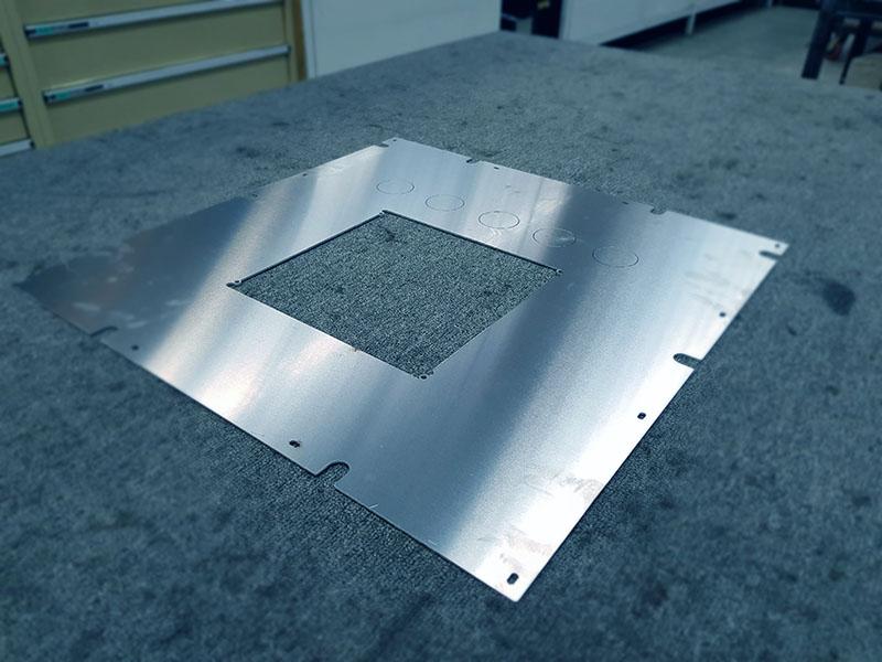metal cut