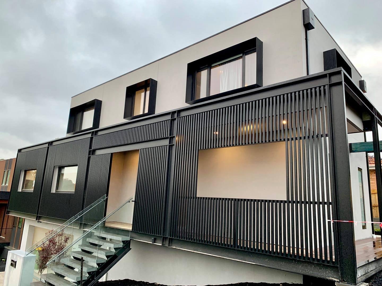 Aluminium Window Shrouds