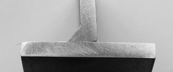 MIG polished weld