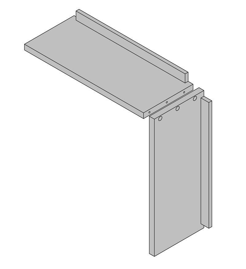 modular window shroud