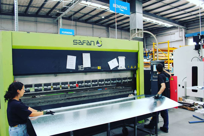 metal fabrication apprenticeship Melbourne